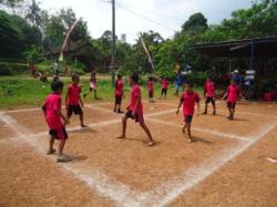 Permainan Tradisional Gobag Sodor Asli Indonesia Sang1000pencipta